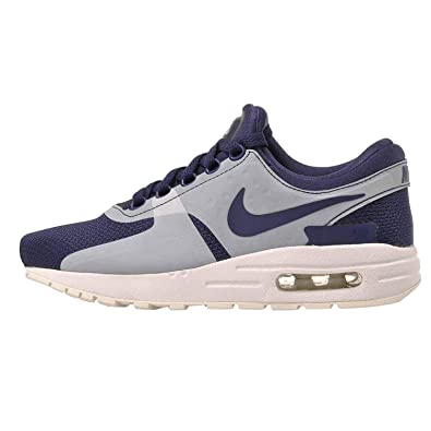 uk availability 93d19 fabf3 NIKE YOUTH BOYS AIR MAX ZERO ESSENTIAL CROSS-TRAINER SNEAKERS MIDNIGHT NAVY  (4Y)