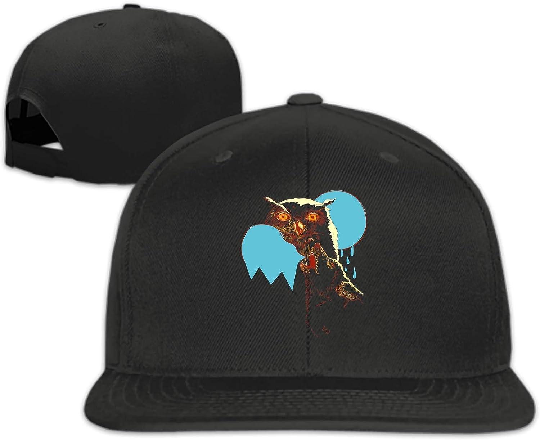ShirAbe Cute Turkey Snapback Cap Flat Bill Hats Adjustable Blank Caps for Men Women