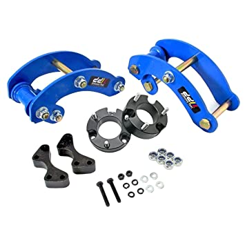 NEW Front and Rear Extended 2~inch Lift Up Kits For Isuzu Rodeo Dmax