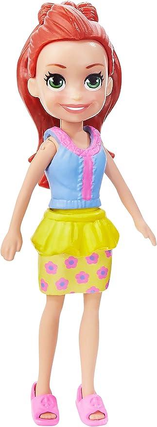 2 Polly Pocket Impulse Doll Polly /& Lila New Toy One Polly GLH67 One Lila GLH70