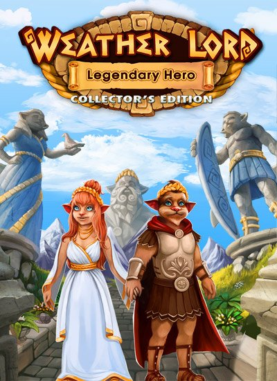 Weather Lord: Legendary Hero Collector's Edition [Download]