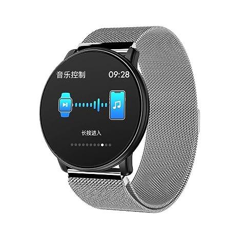 Cebbay Reloj Inteligente Pulsera Actividad Rastreador de Fitness para Correr, Senderismo y Escalada,Reloj