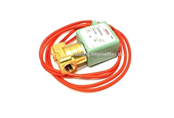 Reznor Solenoid Valve 110177 Asco U8256b045v Waste Oil Heater