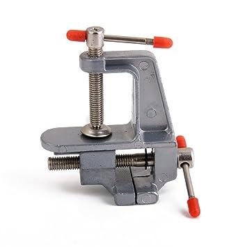 Klemme am Tisch Handwerkzeug Schraubstock für RC Modelle