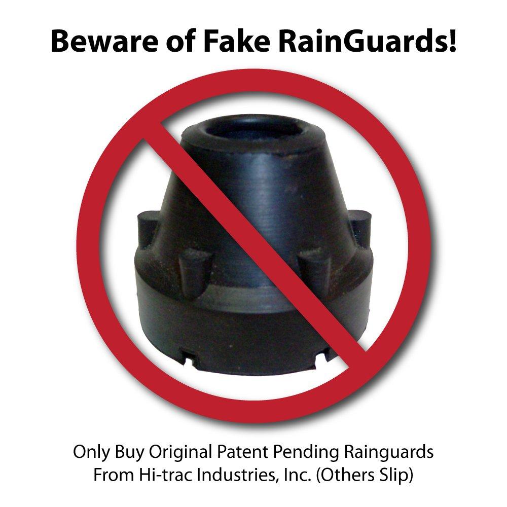 Amazon.com: RainGuards - Puntas antideslizantes para muleta ...