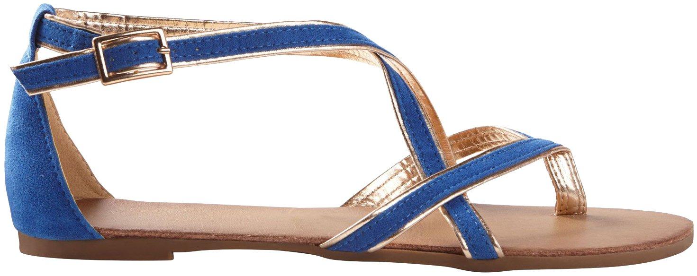 Damen Sandalen (Blau, Gr. 40) Esmara