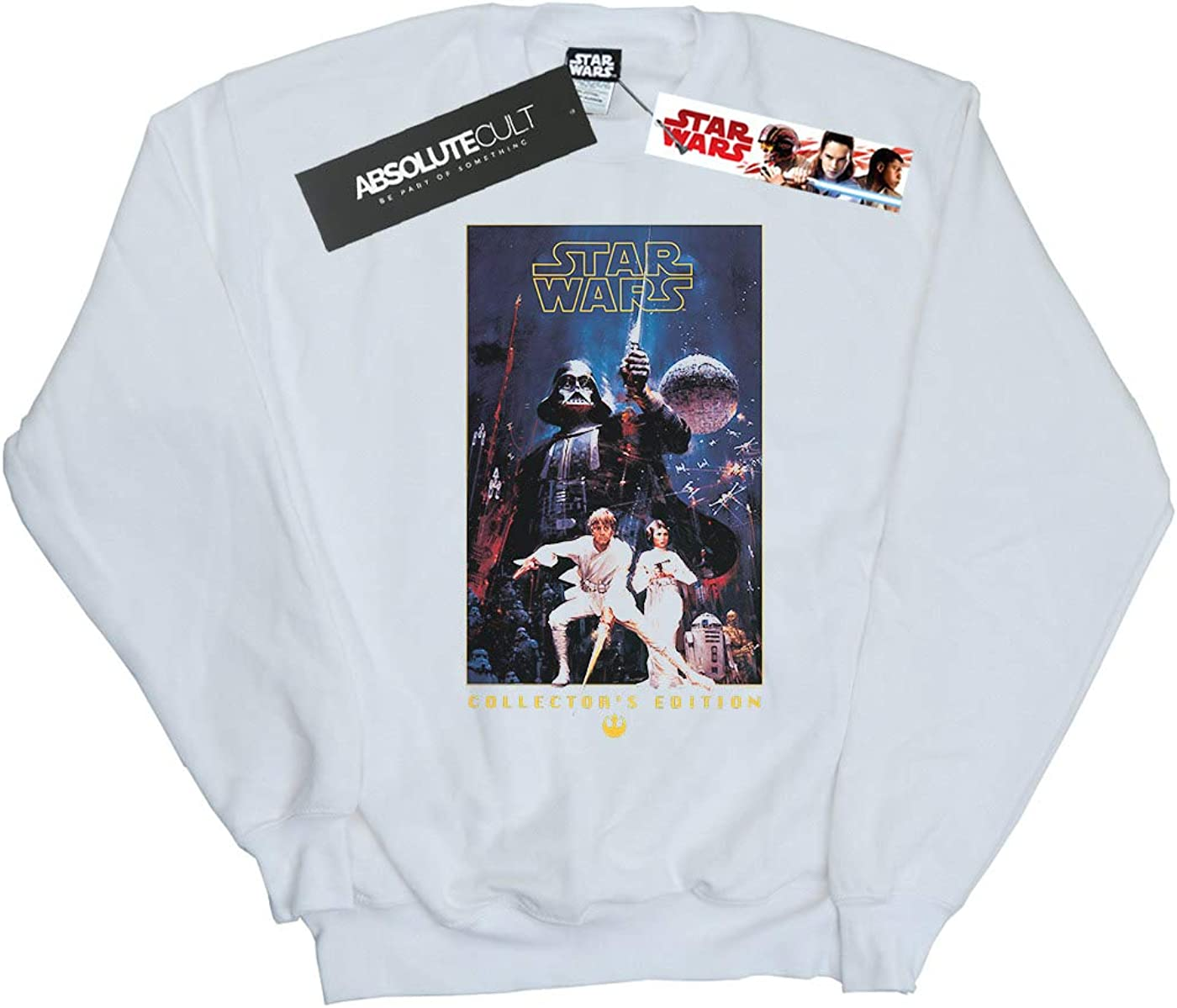 Star Wars Girls Collectors Edition Sweatshirt