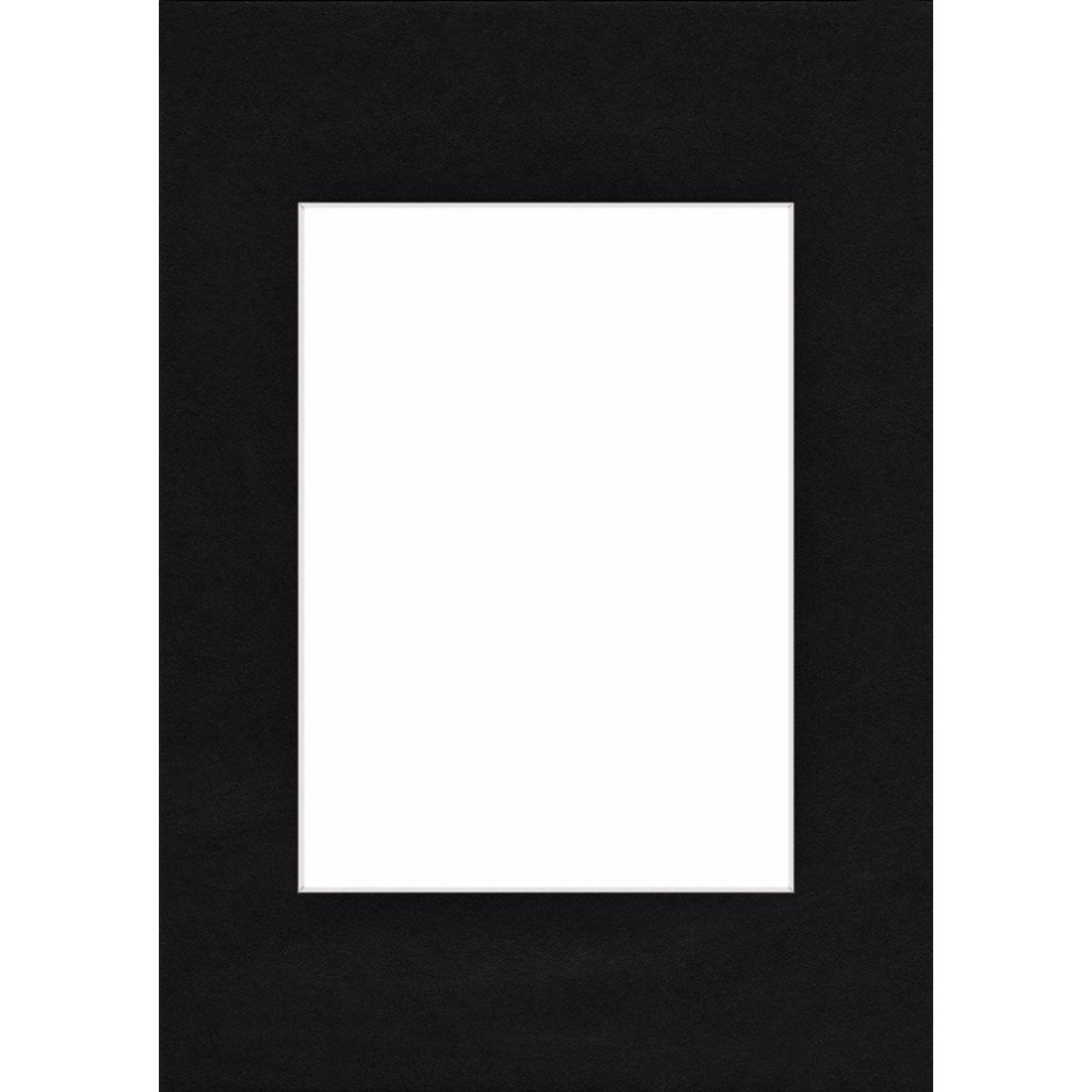 Hama Smooth Black Passepartout 13x18/20x30 cm 63411
