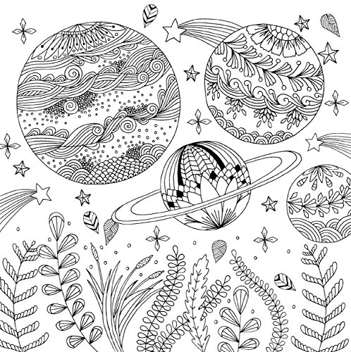 Follow Your Dreams Adult Coloring Book (31 stress-relieving - Import ...
