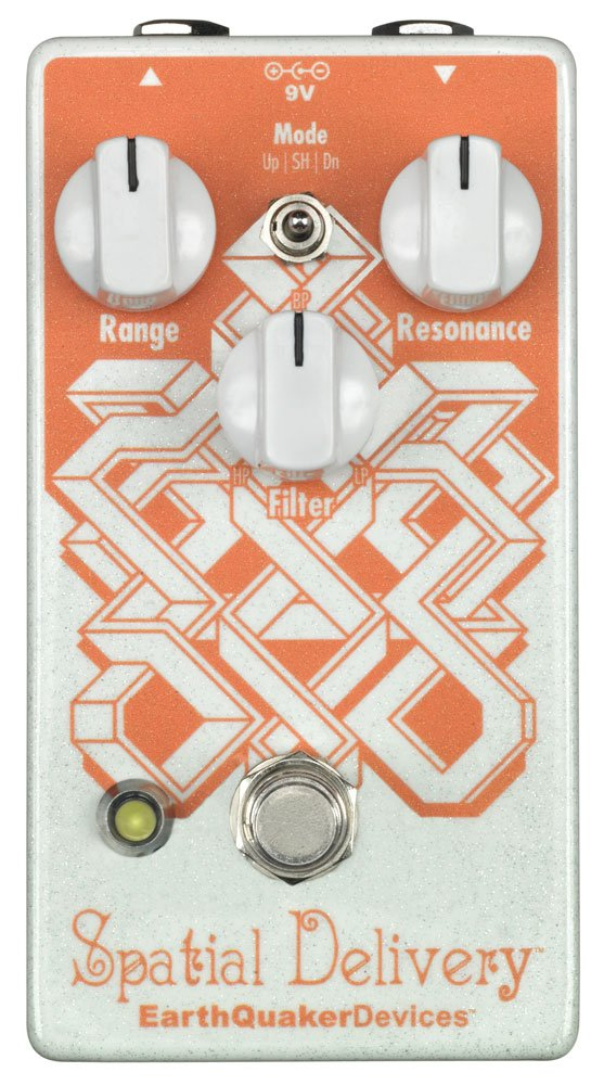 Earthquaker Devices Spatial Delivery V2 Envelope Filter with Sample and Hold Effect Pedal