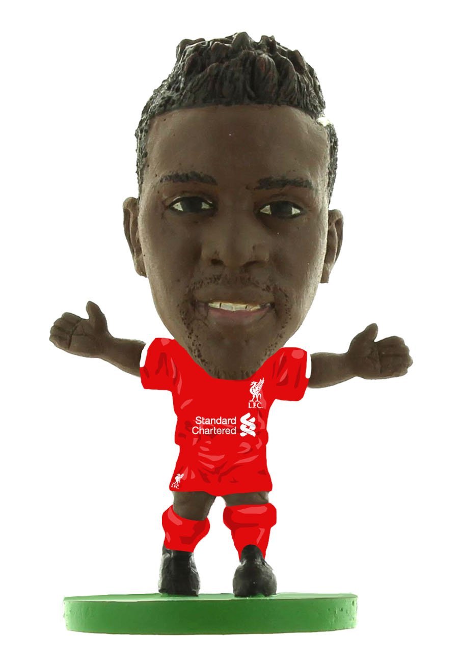 SoccerStarz Liverpool Divock Origi Home Kit