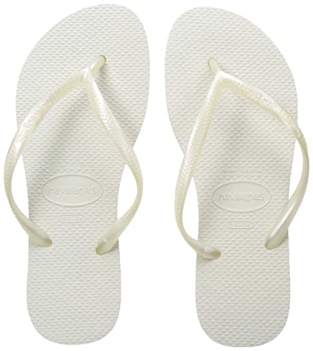 6639fa9d12e Image Unavailable. Image not available for. Color  Havaianas Women s Slim  Flip Flop ...