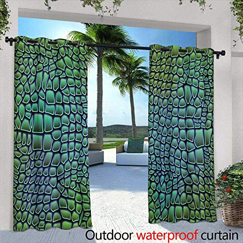 - Outdoor Privacy Curtain for Pergola,Vector Set of Manicure and Pedicure Doodle Equipment Nail Art Can be Used for Beauty Salon Decoration, Design, W108 x L84 for Patio Light Block Heat Ou