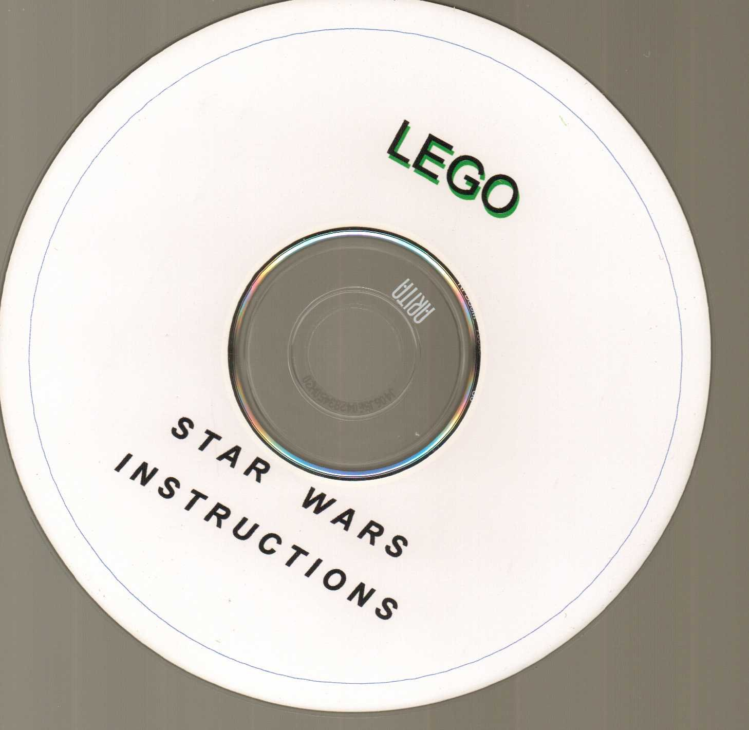 LEGO Star Wars Instructions (Instructions for constructing