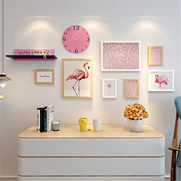 Lieblich GMM® Bilderrahmen Wand Kombination Wohnzimmer Dekorative Malerei Modern  Einfache Wandaufkleber Restaurant Sofa Wand Boden