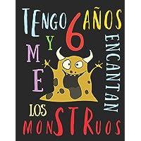 Tengo 6 años y me encantan los monstruos: