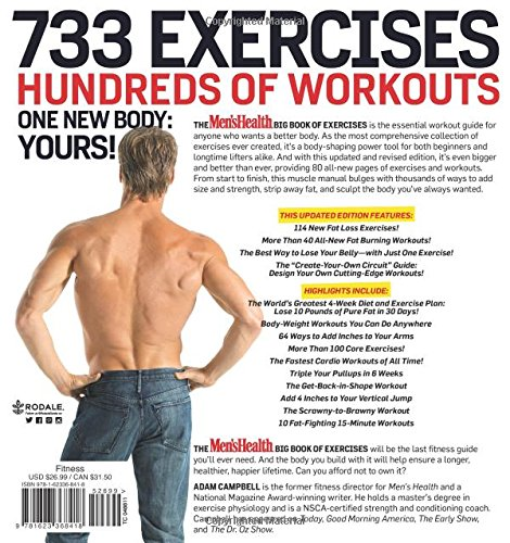 The Men's Health Big Book of Exe...
