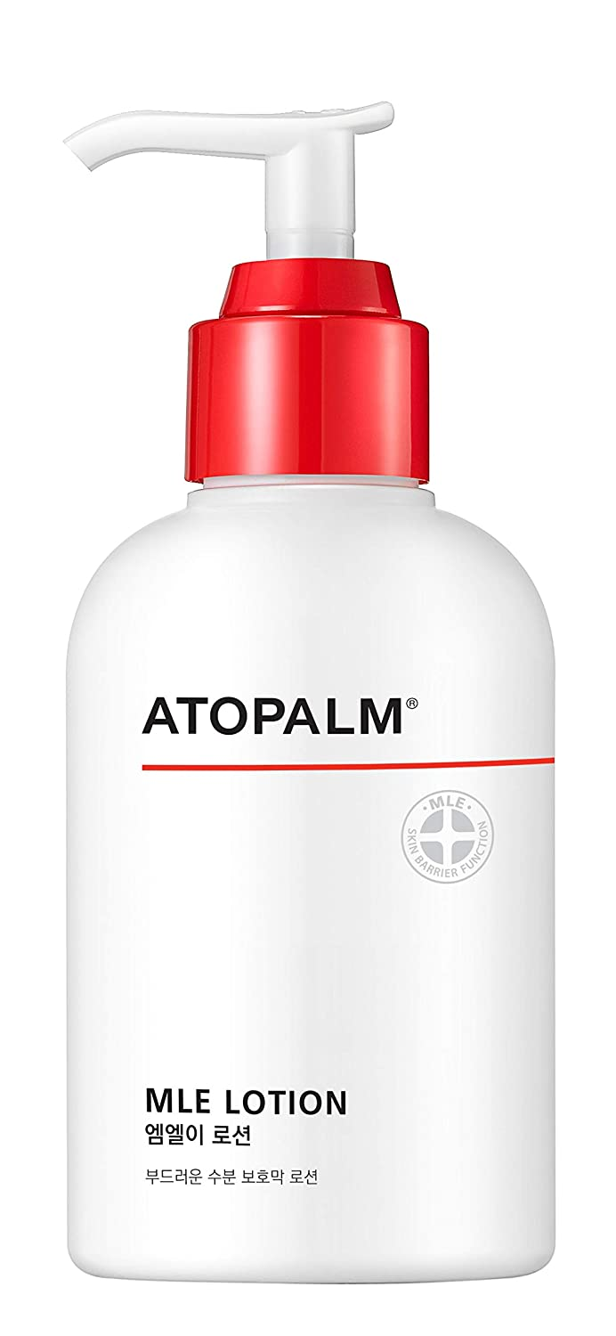 ATOPALM MLE Lotion with 48 Hour Long Hydration for All Ages from Babies to Adults with Sensitive Skin, 6.8 Fl Oz, 200ml