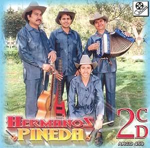 Hermanos Pineda (35 Exitos 2CDS) 459