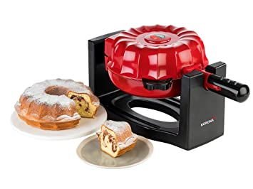Amazon De Korona Cake Maker 41060 Kuchen Backen In Gugelhupfform