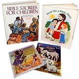 Children's Religion Gift Bundle Ages 4+ [4 Piece]