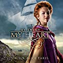 My Enemy, My Heart Audiobook by Laurie Alice Eakes Narrated by Angela Dawe