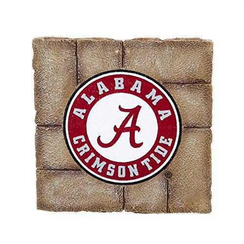 Team Sports America University of Alabama Garden Paver Team Logo Decorative Stepping - Stone Plaque Art