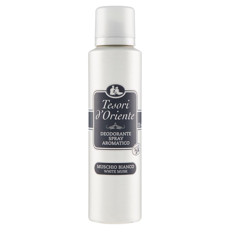Tesori D'Oriente - Deo Spray Muschio, 150 ml Conter Italy FAA1258