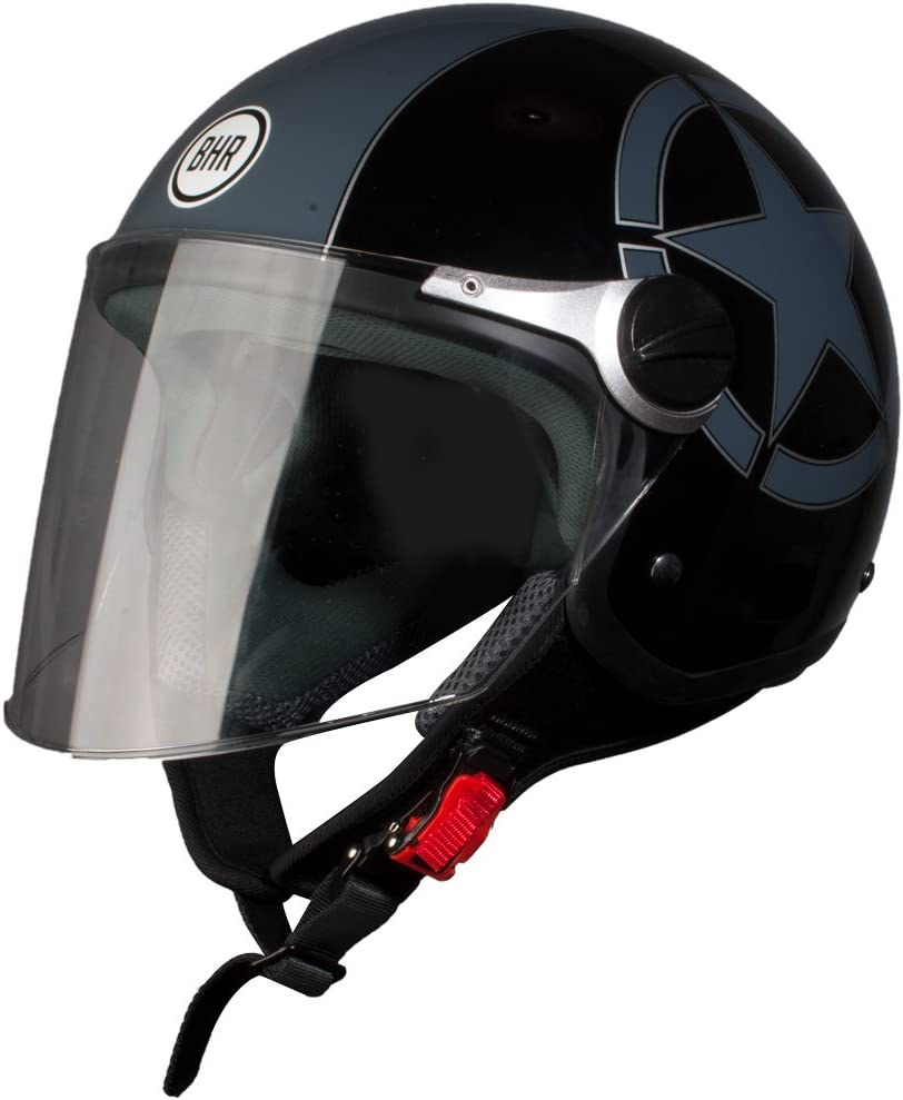 casco italiano marca bhr