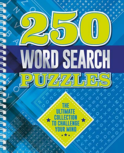 Pdf Entertainment 250 Word Search Puzzles