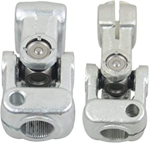 Upper & Lower for Land Rover Discovery,Defender Steering Column Shaft Universal Joint