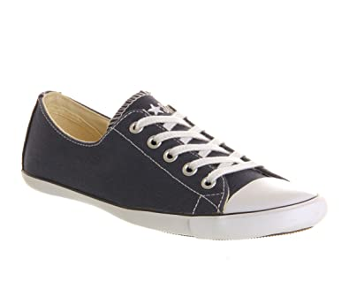 dc0c7308b43e Converse 107348 ALL STAR OX BLKWHT LT SIZE 13MN-15WO  Amazon.co.uk  Shoes    Bags