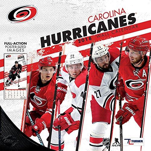 2019 Carolina Hurricanes Wall Calendar supplier