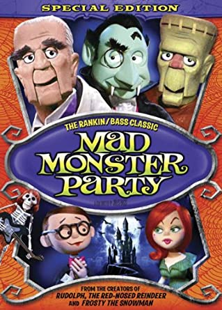 Image result for mad monster party
