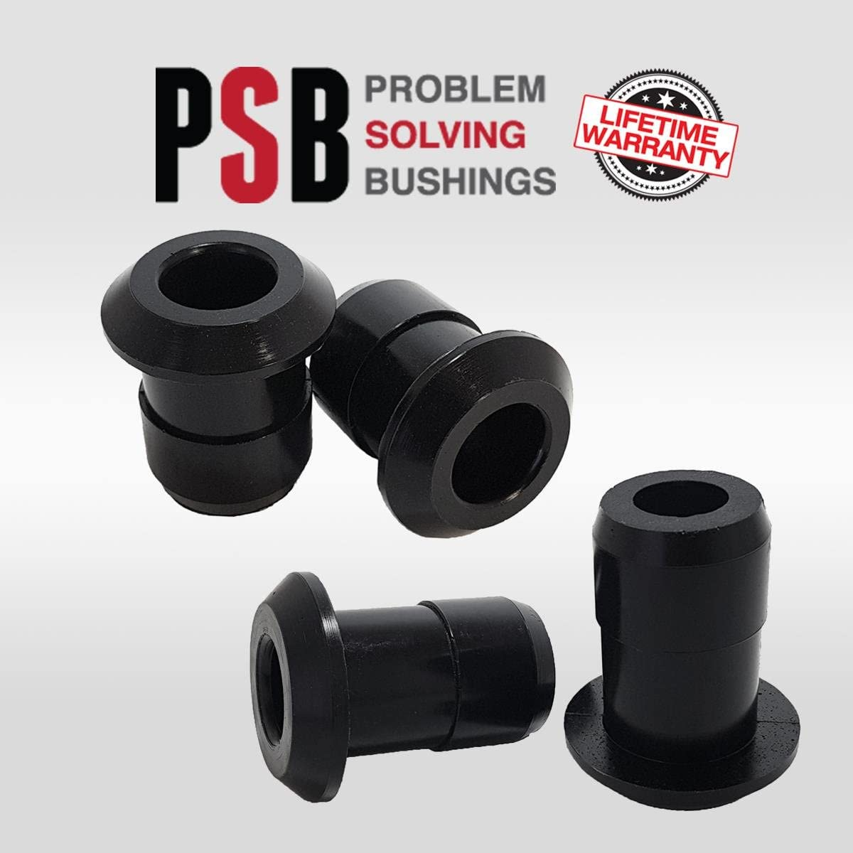 Front Subframe Crossmember Engine Cradle Poly Bushings fits 07-12 Nissan Sentra