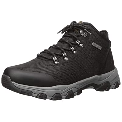 Skechers Men's Selmen-walder Lace Up Boot Hiking | Shoes