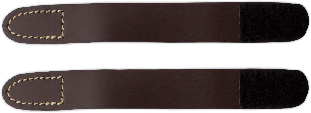 Cudeman 646-C Tiras de Repuesto Cuero marrón para Las Fundas de los Modelos 295 (MT-1) y 120 (MT-5), Estas Tiras Son necesarias para acoplar la Referencia 644-C y 644-N en los Modelos 124 (JJSK 1)