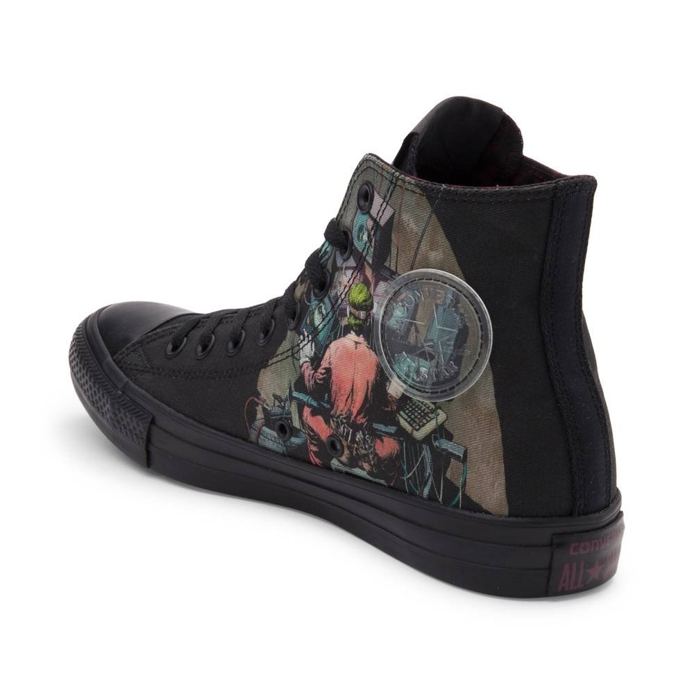06a320a62484 Converse DC Comics Chuck Taylor All Star Sneakers  Amazon.ca  Shoes    Handbags