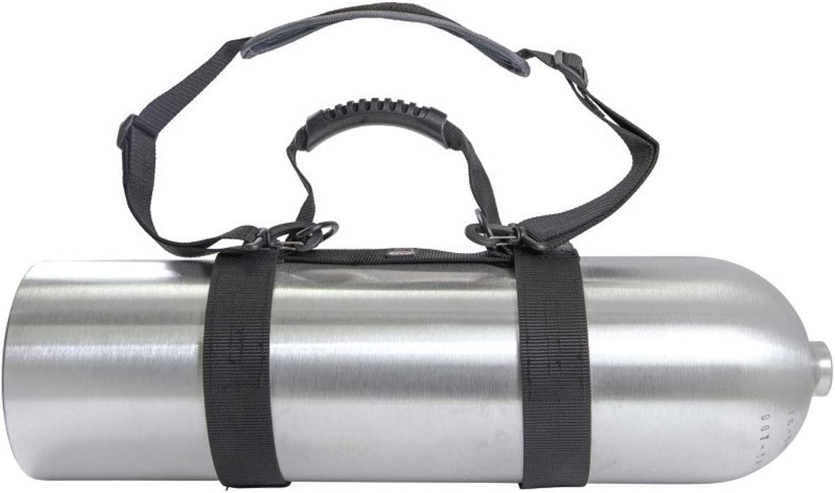 Scuba diving equipment Cylinder Carrying Strap
