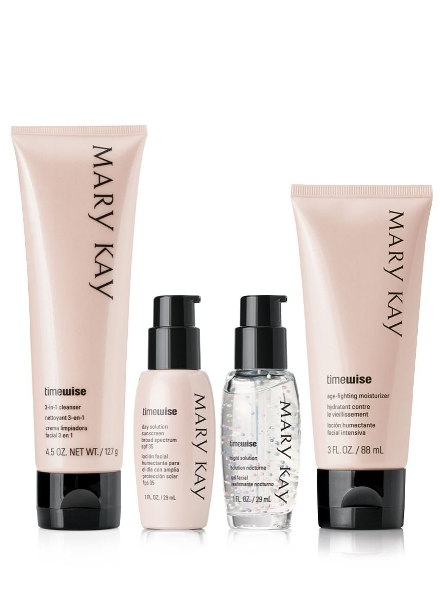 Mary Kay TimeWise Miracle Set, Normal/Dry Skin 2B14