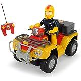 Dickie Toys - 203099613 - Quad - Feuerwehrmann Sam Mercury - Radiocommandé