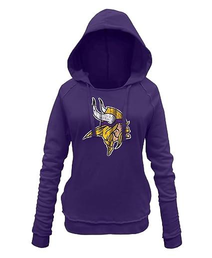 Amazon.com   New Era Minnesota Vikings Women s NFL Post Route ... 8a7e98b3b