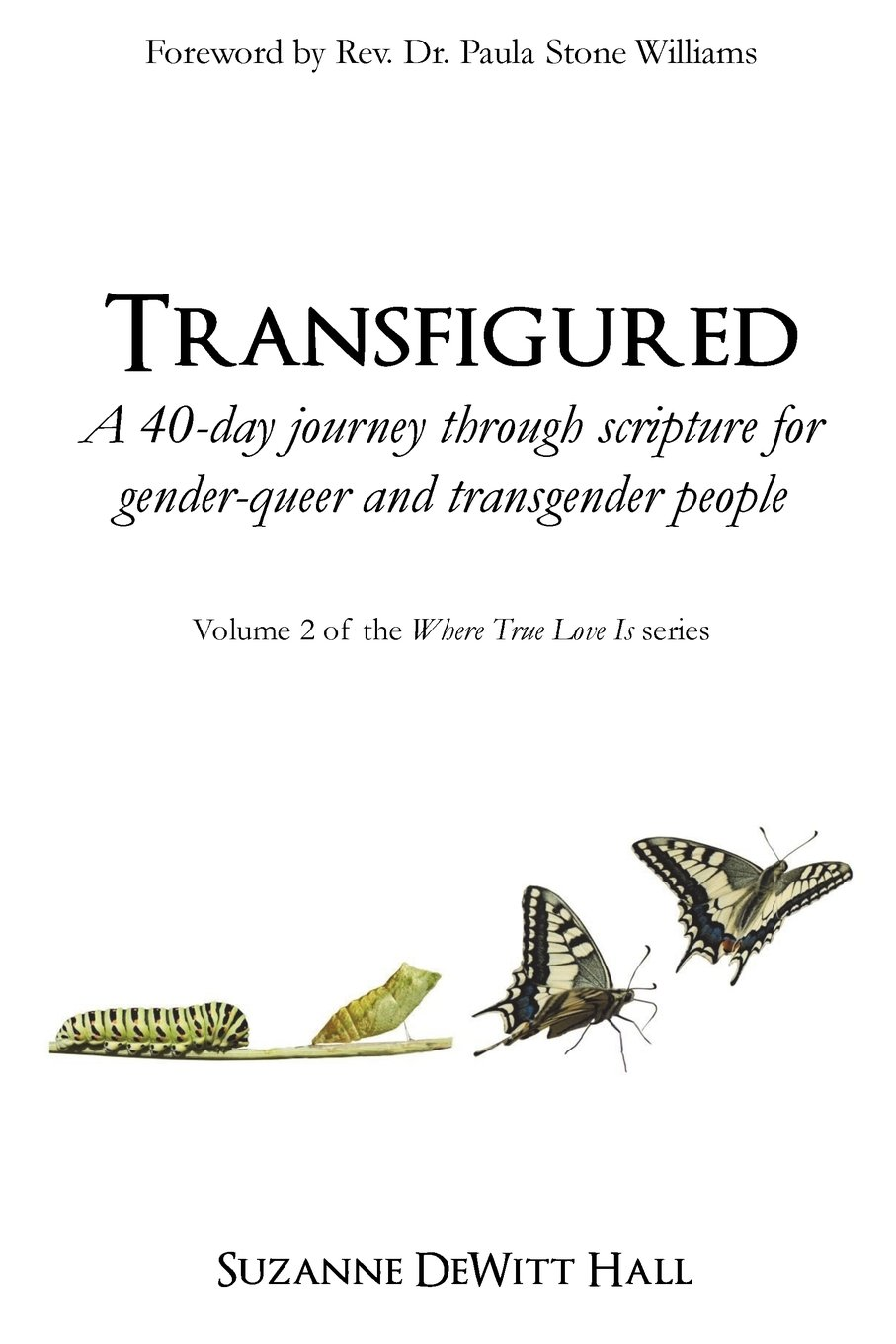 Transfigured: A 40-day journey through scripture for gender-queer and transgender people (Where True Love Is) (Volume 2) PDF