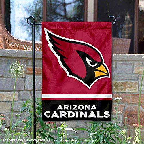 Wincraft Arizona Cardinals Double Sided Garden Flag