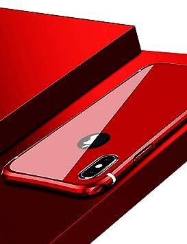 coque rouge iphone xs max