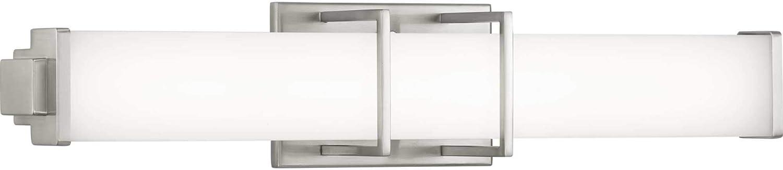Progress Lighting P300211 009 30 Phase 2 2 Led Bath Vanity Nickel Amazon Com