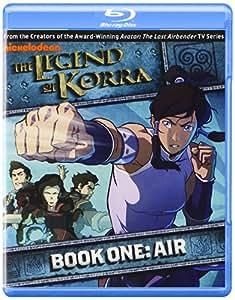 Legend of Korra: Book One: Air [Blu-ray] (Bilingual) [Import]
