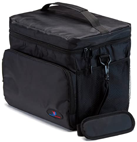 1728b3551d7c Insulated Lunch Box for Men | Lunch Cooler Bag | Lunch Boxes for Adults |  Large Lunch Bag | Nylon Mens Lunch Box by Ramaka Solutions | Non-Toxic Food  ...