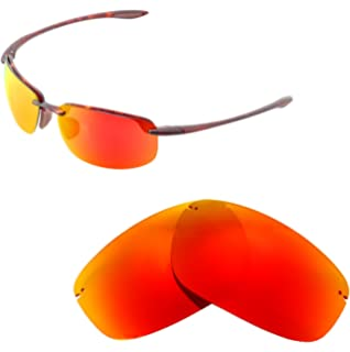 1fa3dd9f7fa Walleva Replacement Lenses for Maui Jim Ho'okipa Sunglasses - Multiple  Options Available