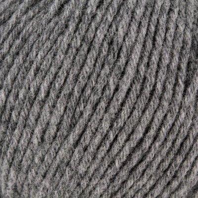 Valley Yarns Wachusett Worsted Weight Yarn, 70% Merino Wool/ 30% Cashmere - #200151 Grey - Grey Merino Cashmere